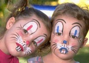 Face painting products